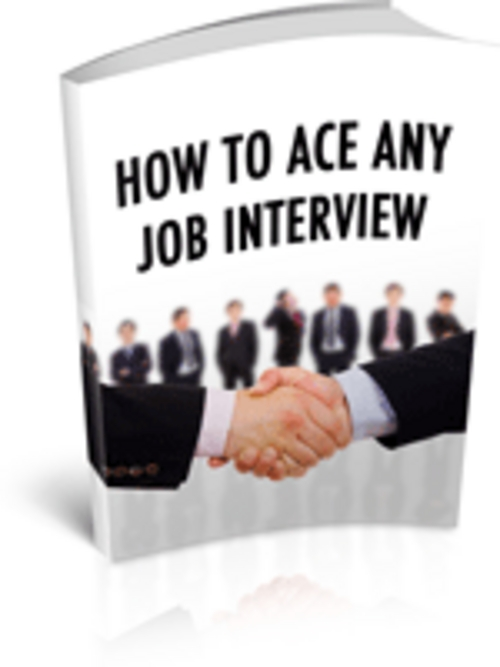 Product picture PLR Job Search Articles+Ace Job Interview eBook+Bonus