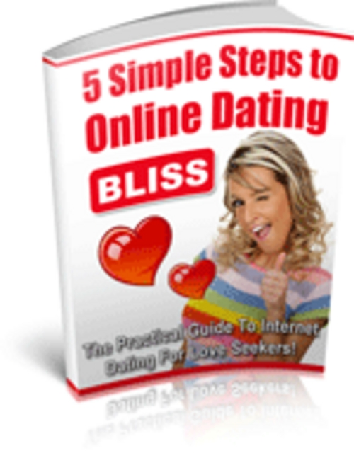 Product picture PLR Online Dating Articles (Men)+Dating Bliss eBook+Bonus